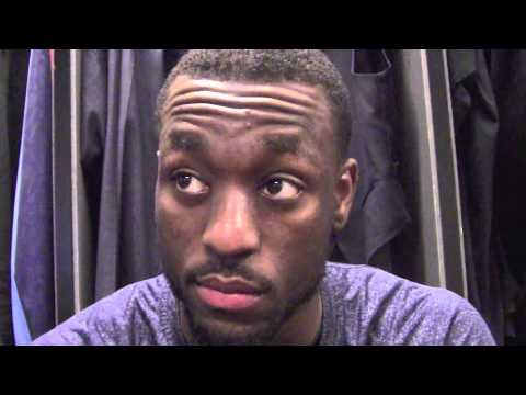 Charlotte Bobcats' Kemba Walker Interview
