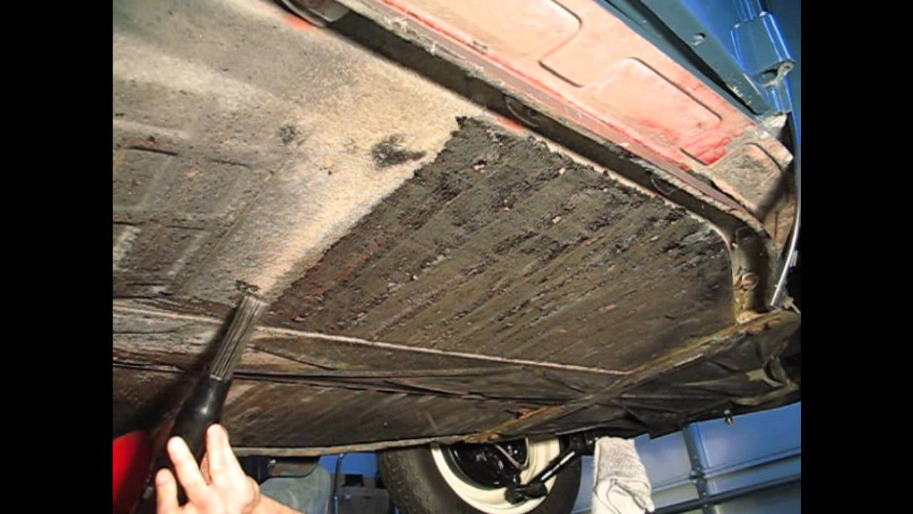 Underseal Paint For Cars