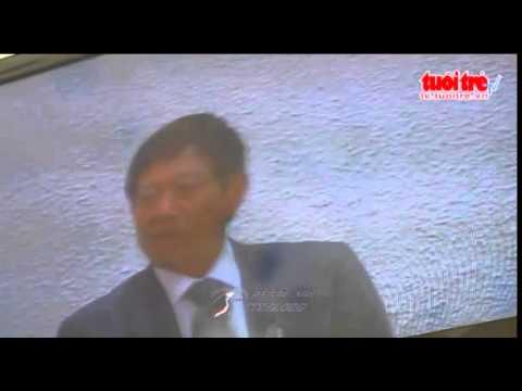 Dương Chí Dũng khai báo sự dính líu của Phạm Quý Ngọ và Trần Đại Quang tại phiên tòa