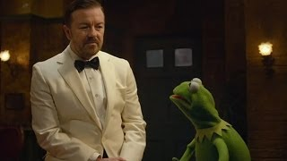 Muppets Most Wanted: The Evil Plan ft Ricky Gervais