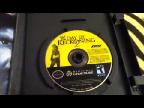 WWE Day Of Reckoning 2 Unboxing