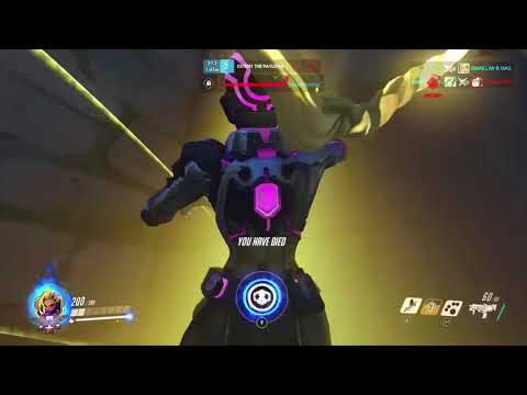 Overwatch   Theirs vs Ours   Sombra