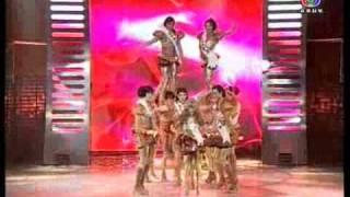 Thailand's Got Talent SEMI FINAL- High Heel.flv
