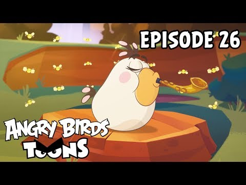 Angry Birds Toons  - S2 Ep 26 - Epic Sax Off