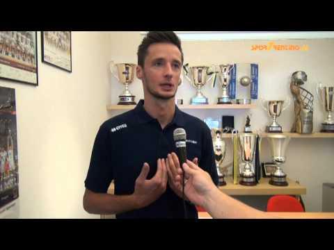 Copertina video Lukasz Zygadlo ritorna alla Trentino Volley: l'intervista