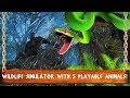 Tiger simulator Wild Animals World Jungle Simulator By Animals Wildlife Studio Android