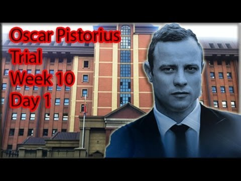 Oscar Pistorius Trial: Monday 7 July 2014, Session 1