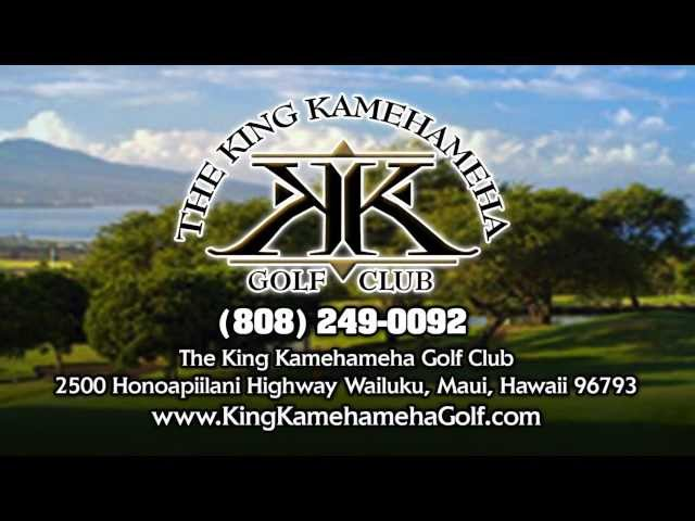 The King Kamehameha Golf Club - Banquet Facilities