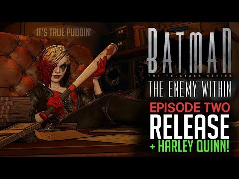 Batman: The Enemy Within | Episode 2