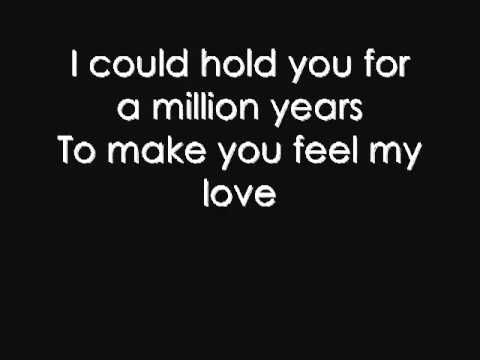 Make you feel my love with lyrics