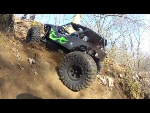 Rock bouncers @ xtreme hill