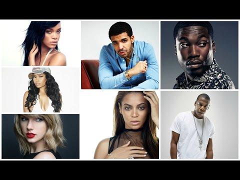 (PARODY) The Legends Panel: Presents | Drake vs Meek Mill