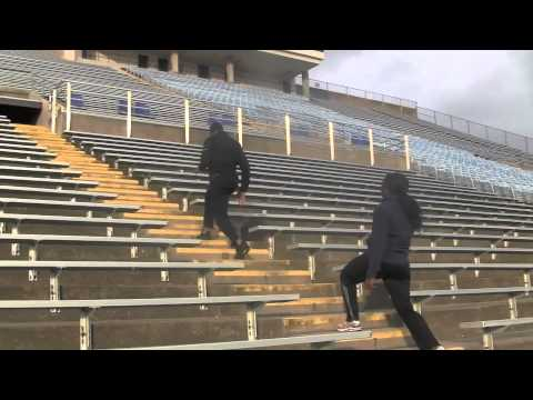 Wallace Spearmon Stadium Workout