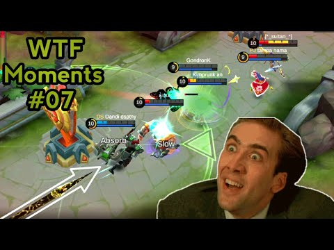 Mobile Legends WTF Funny Moments #07 | Franco Troll With Karina & Aldous