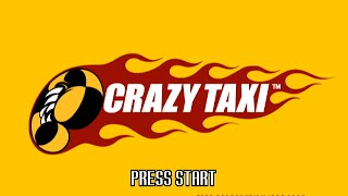 GameCube Longplay [005] Crazy Taxi