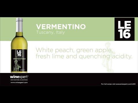 Winexpert LE16 - Vermentino - Italy