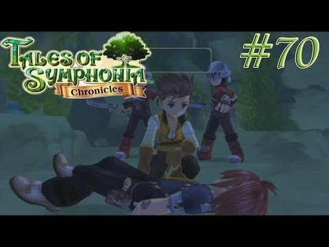 Let's Play Tales of Symphonia Chronicles [German] #70 - Kratos ist Llyod's Vater