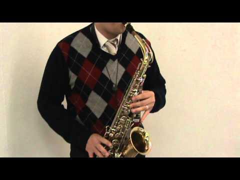 Gostava tanto de você - Saxophone