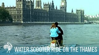 Amphibious Water Scooter