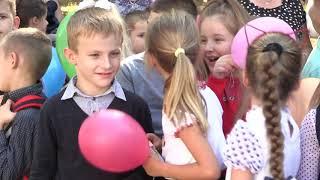 Святкування Дня миру у районі Склозаводу, Лисичанськ