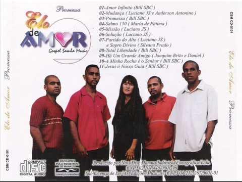 08-Grupo Elo de Amor-Total Liberdade-Cd Promessa-Samba Gospel