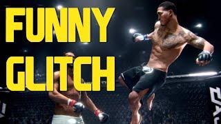 EA SPORTS UFC - The Craziest Move in MMA History (Funny Stuff/Glitch/FAIL)