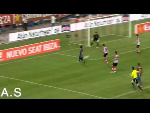 Lionel Messi Dribbling Skills [ HD , HQ ]