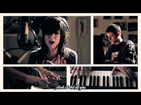 [Vietsub - 2ST] Just A Dream (Cover) - Sam Tsui & Christina Grimmie
