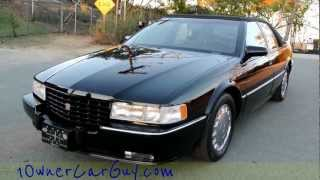 1993 Cadillac Seville STS Vogue Package 1 Owner 4.6L Northstar V8 91K Original Miles