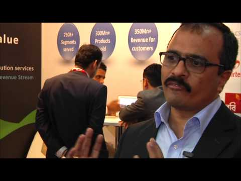 Informa interview with Dr. Vinod Vasudevan, CEO, Flytxt at Mobile World Congress 2014