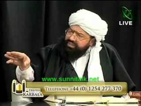 Challenge to Shia and Molvi Ishaq on Tv By Syed Irfan Shah