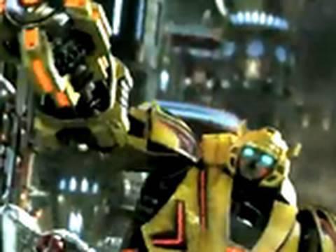 Трейлер Transformers: War for Cybertron