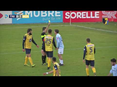 Copertina video Trento - Montebelluna 1-1