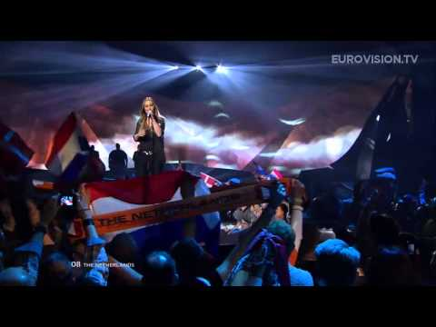 Anouk - Birds (The Netherlands) - LIVE - 2013 Semi-Final (1)