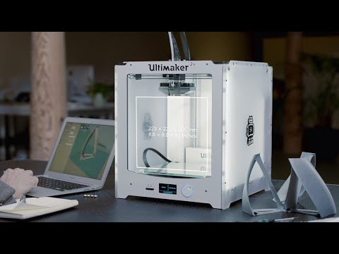 Presentate le stampanti 3D Ultimaker 2+ e 2 Extended+