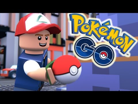 Pokémon GO - Lego