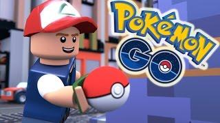 Pok�mon GO - Lego