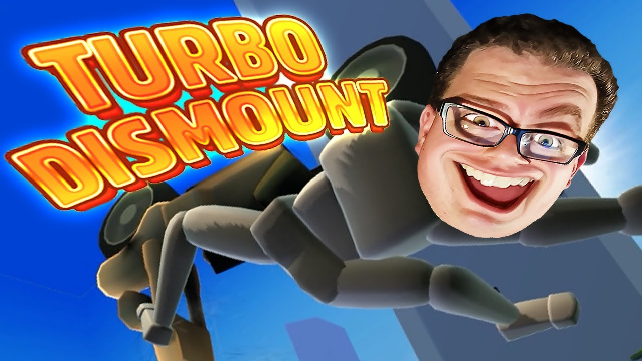Turbo Dismount #8 | BOB THE RAGDOLL - YouTube