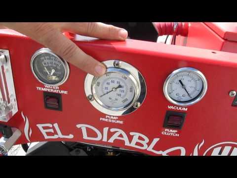 El Diablo HE Truckmount [Steambrite}