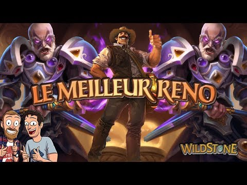 LE DECK RENO QUI ROULE SUR LA META WILD ! [Wild] [Fr] [Hearthstone]