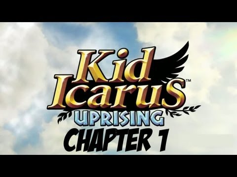 Kid Icarus: Uprising - How To Play Videos &amp; Chapter 1: The Return of Palutena