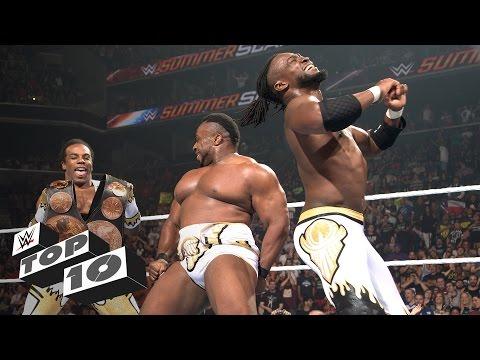 Superstar victory dances: WWE Top 10