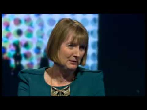 Harriet Harman - 'I was not made Deputy Prime Minister because I am a woman' - Newsnight