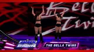 Nikki Bella WWE 2K14 Entrance And Finisher (Official