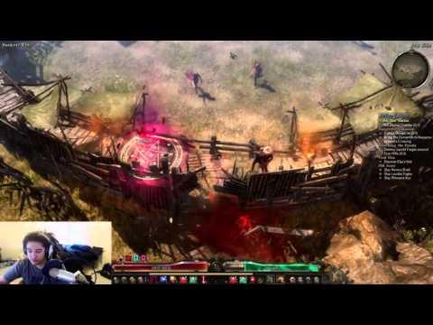 [HC-Elite] Grim Dawn - My Multi Totem Vit Conjurer build!