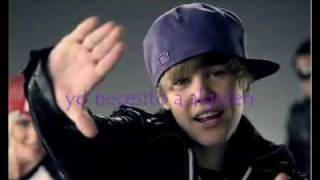 Somebody To Love-Justin Bieber Ft. Usher En Español