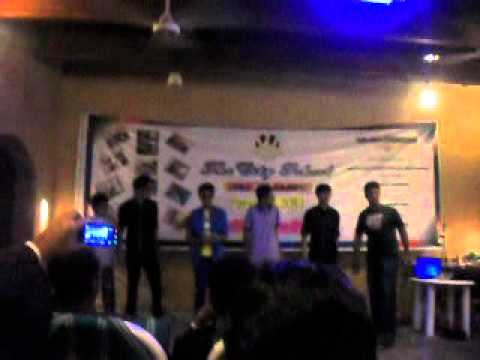 City School Chakwal Branch Farewell 2012 WTKD Dance