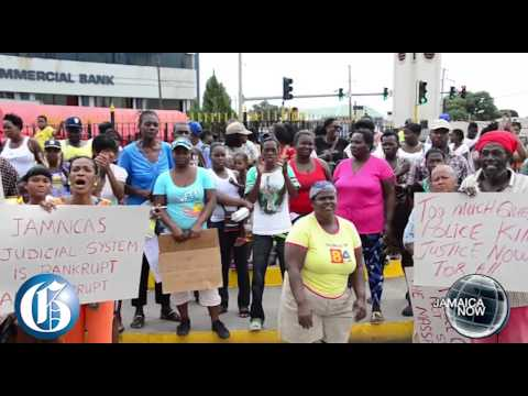 JAMAICA NOW: Pockets stapled... Tension in West Kingston... IMF latest... Buses for Holmwood