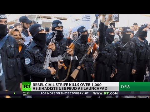 'Magnet for Jihadists': Syria turns into terrorist training center