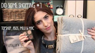 Lily Pebbles – Did Some Shopping #7 Topshop, ASOS, Muji & MAC | What I Heart Today
